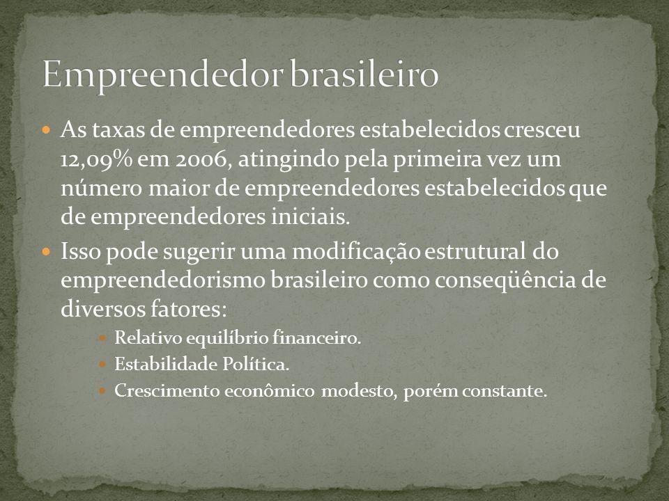Empreendedor brasileiro