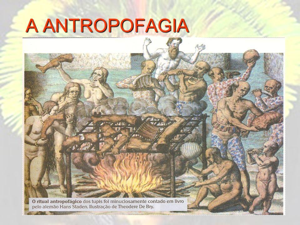 A ANTROPOFAGIA
