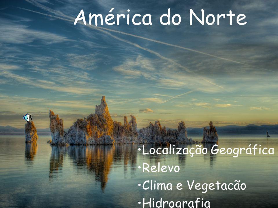 Localização Geográfica Relevo Clima e Vegetacão Hidrografia