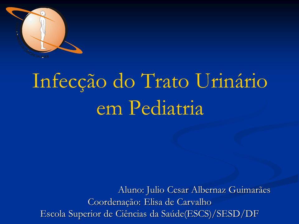Infecção do Trato Urinário em Pediatria