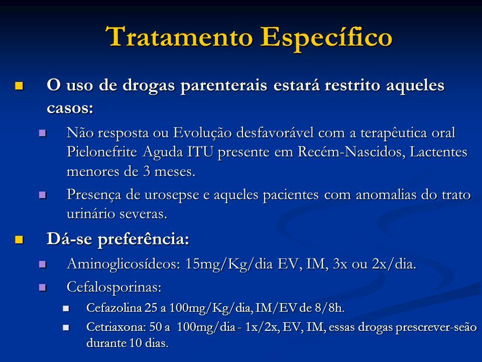 Tratamento Específico