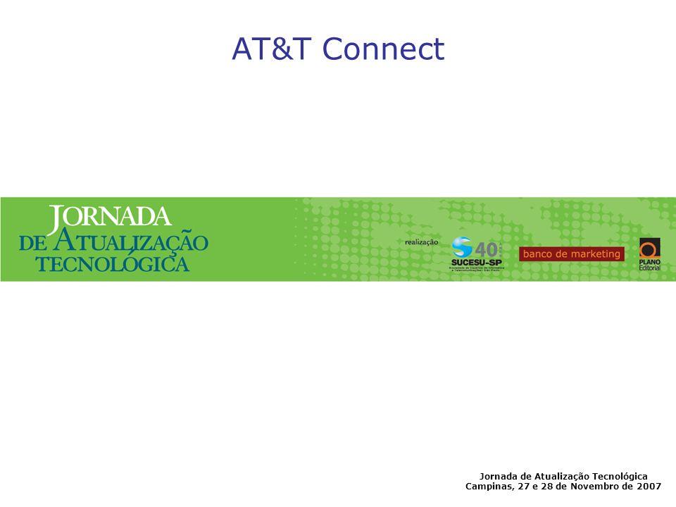 AT&T Connect Jornada de Atualização Tecnológica