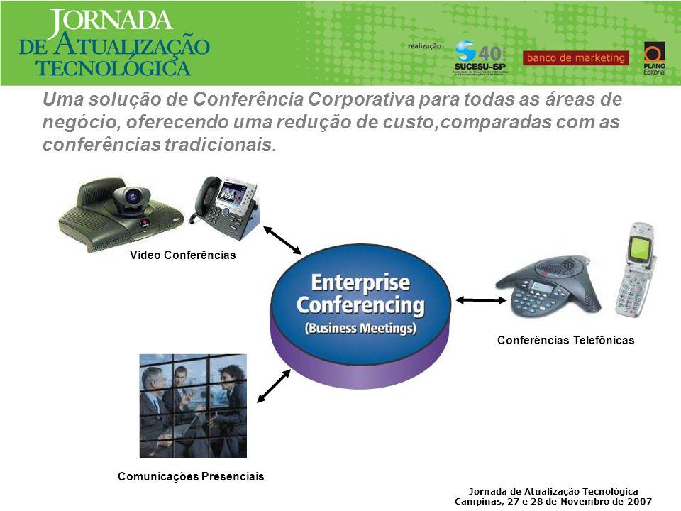 Comunicações Presenciais Conferências Telefônicas