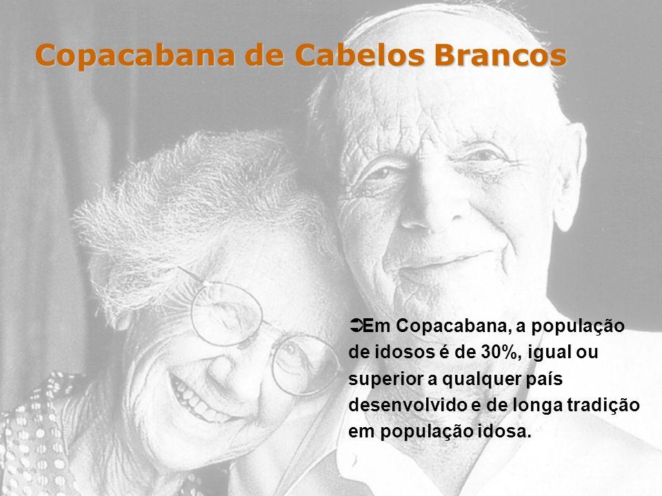 Copacabana de Cabelos Brancos