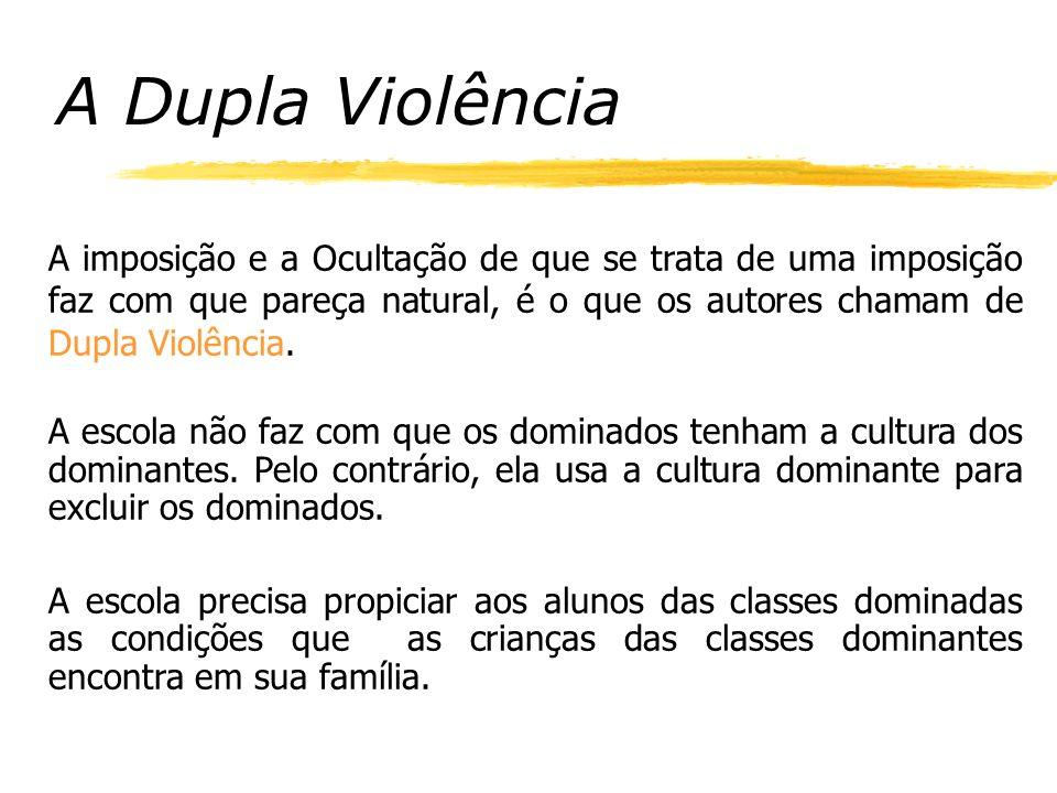 A Dupla Violência