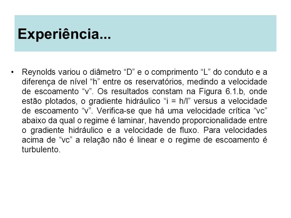 Experiência...