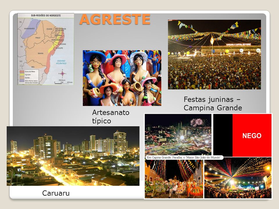 AGRESTE Festas juninas – Campina Grande Artesanato típico Caruaru