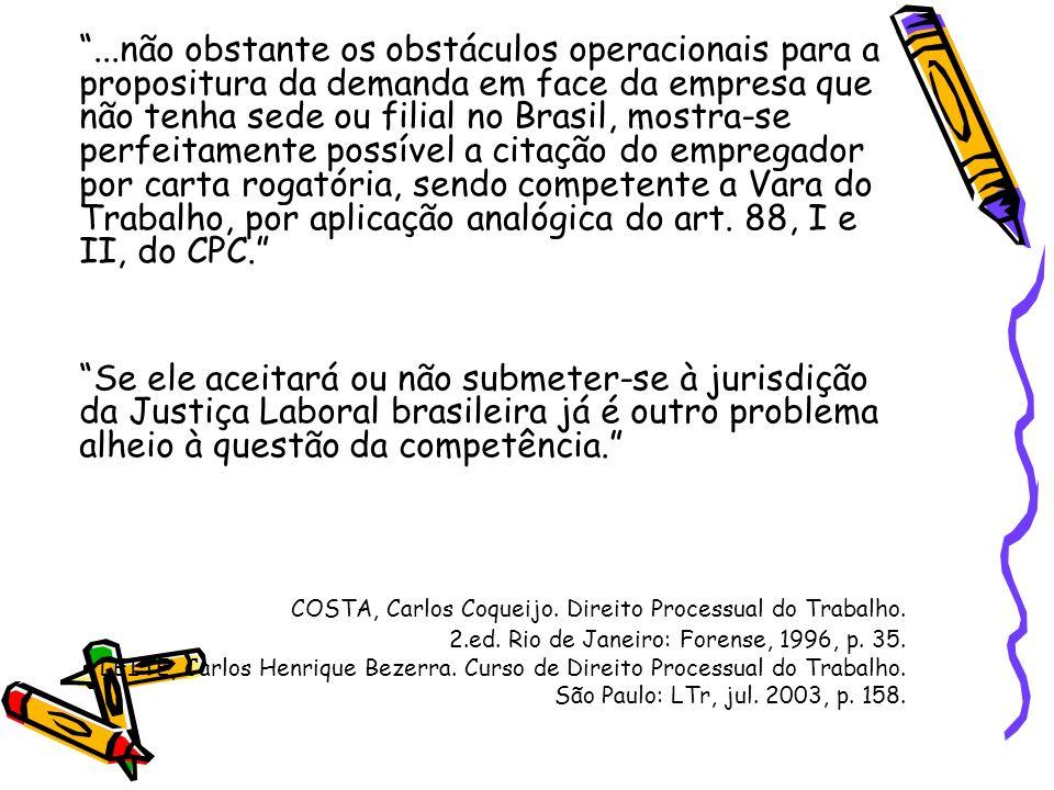 COSTA, Carlos Coqueijo. Direito Processual do Trabalho.