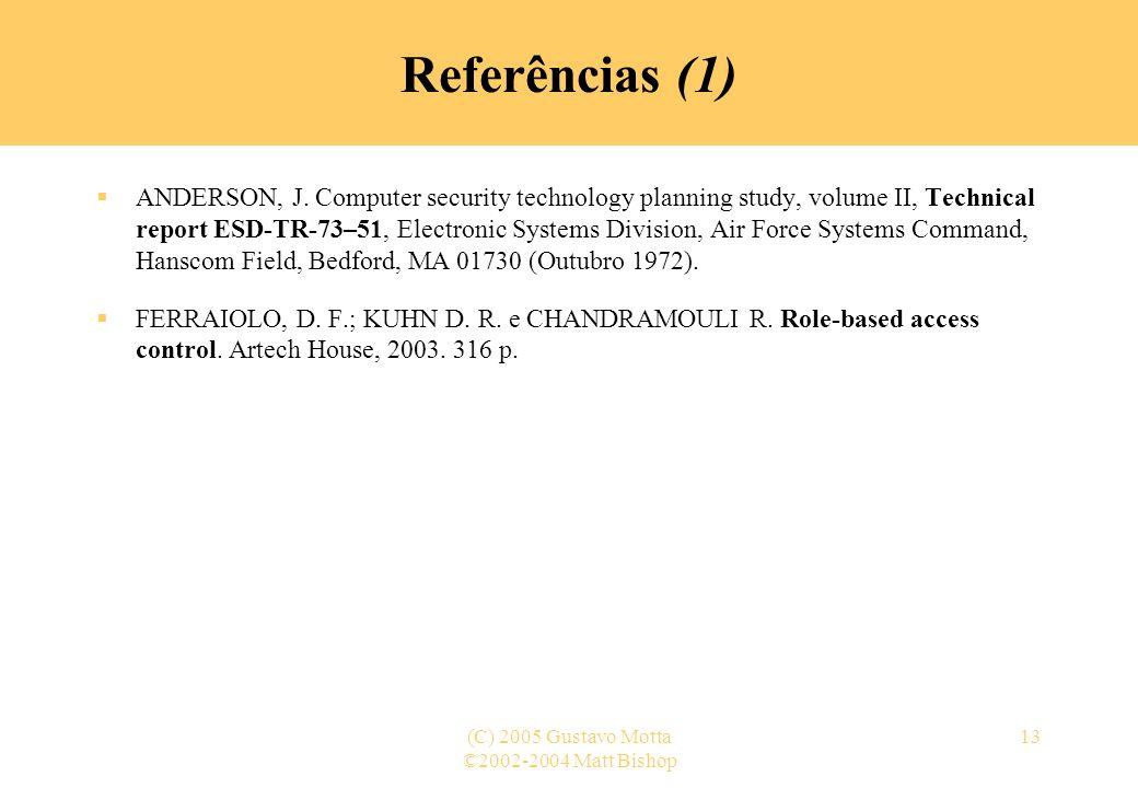 Referências (1)