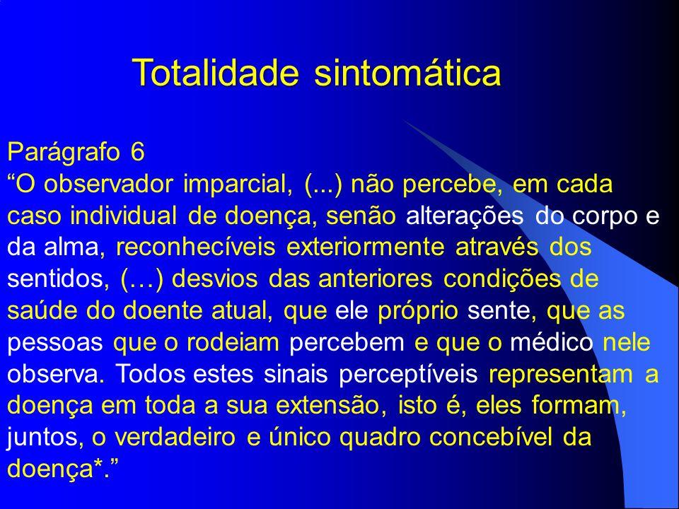 Totalidade sintomática