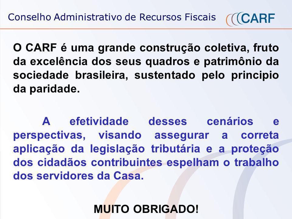 Conselho Administrativo de Recursos Fiscais