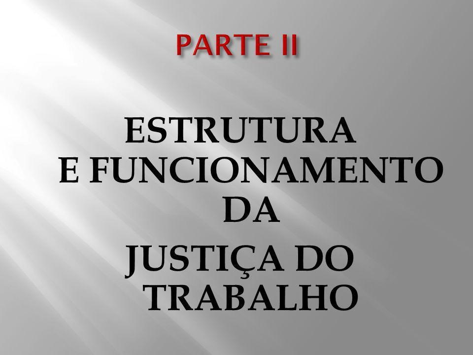 ESTRUTURA E FUNCIONAMENTO DA