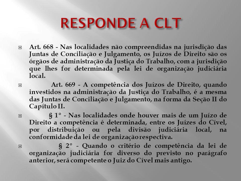 RESPONDE A CLT