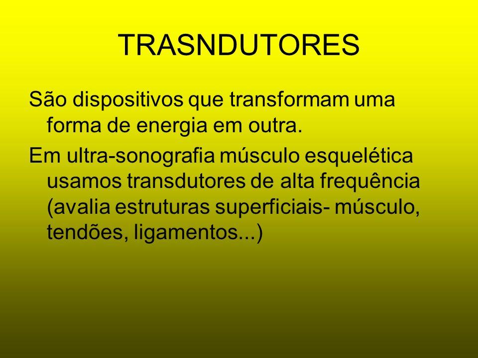 TRASNDUTORESSão dispositivos que transformam uma forma de energia em outra.