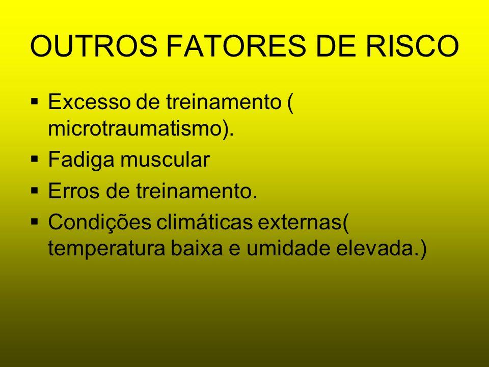 OUTROS FATORES DE RISCO