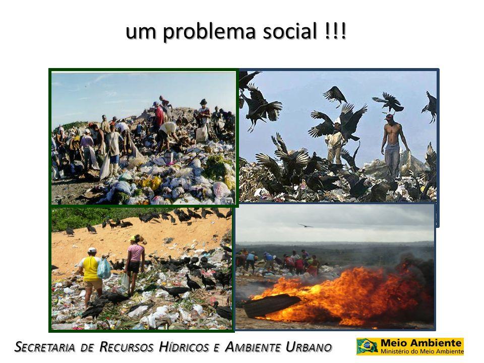 um problema social !!!