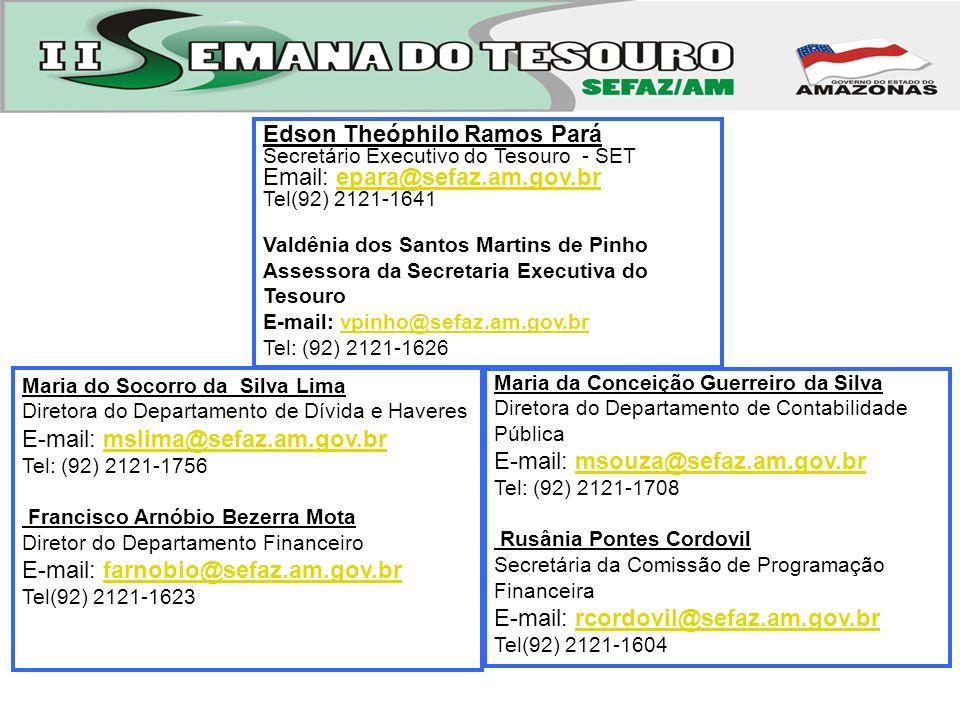 Edson Theóphilo Ramos Pará