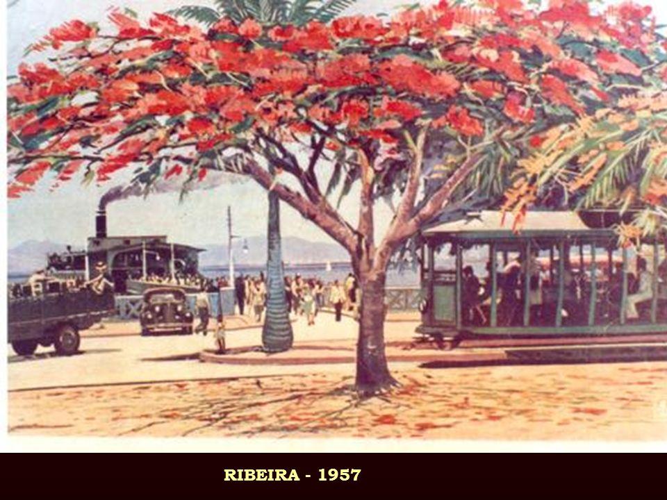 RIBEIRA - 1957