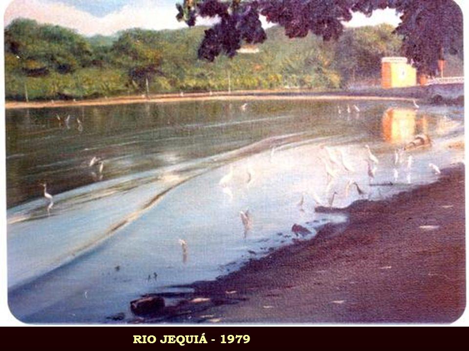 RIO JEQUIÁ - 1979