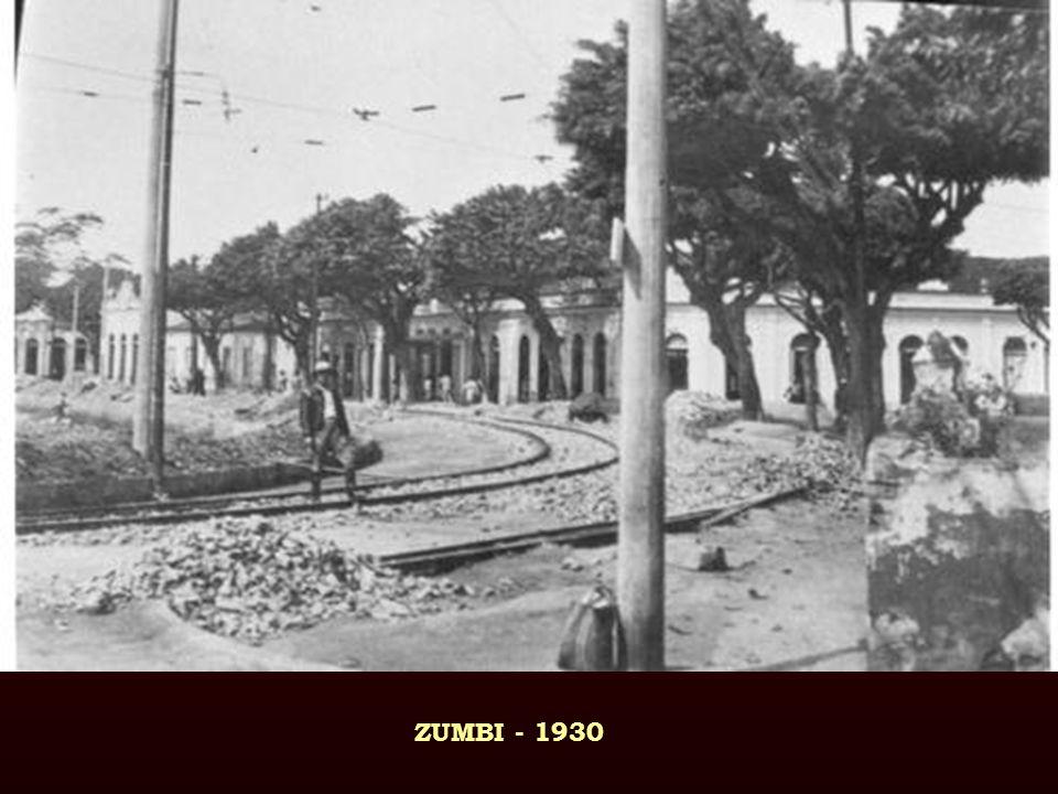 ZUMBI - 1930