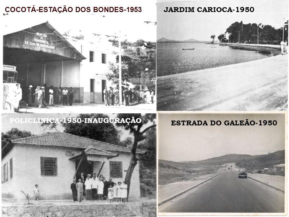 COCOTÁ-ESTAÇÃO DOS BONDES-1953