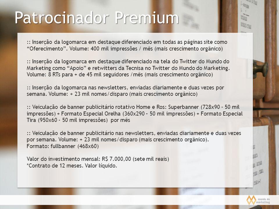 Patrocinador Premium