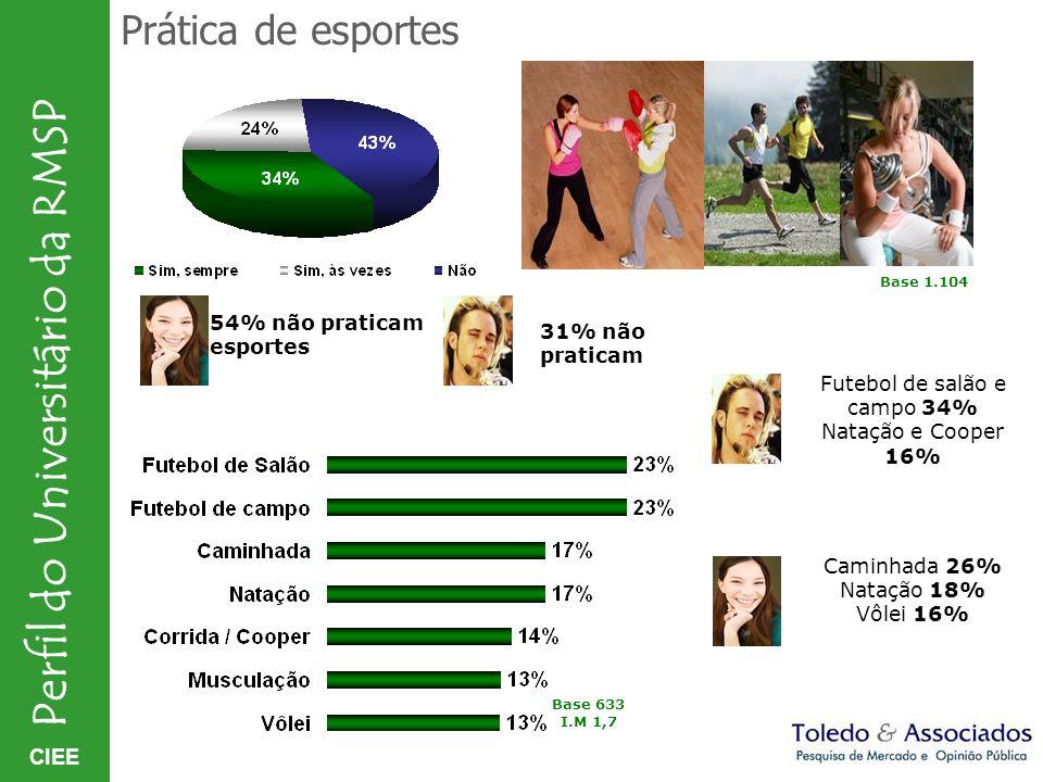Futebol de salão e campo 34%