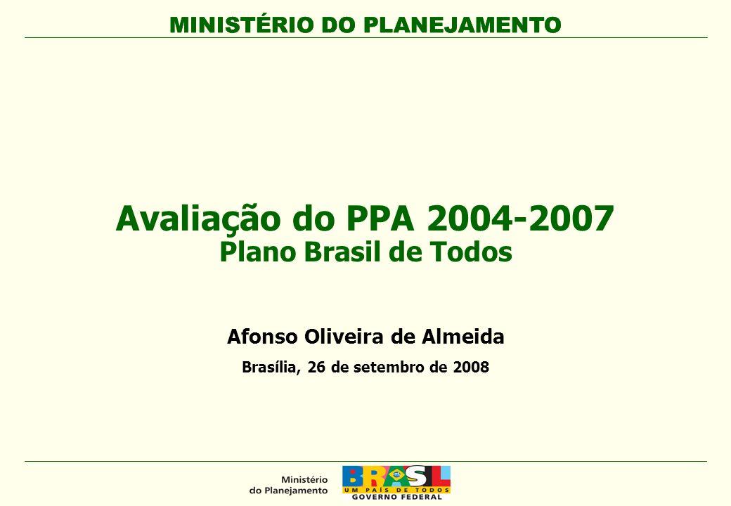 Afonso Oliveira de Almeida Brasília, 26 de setembro de 2008