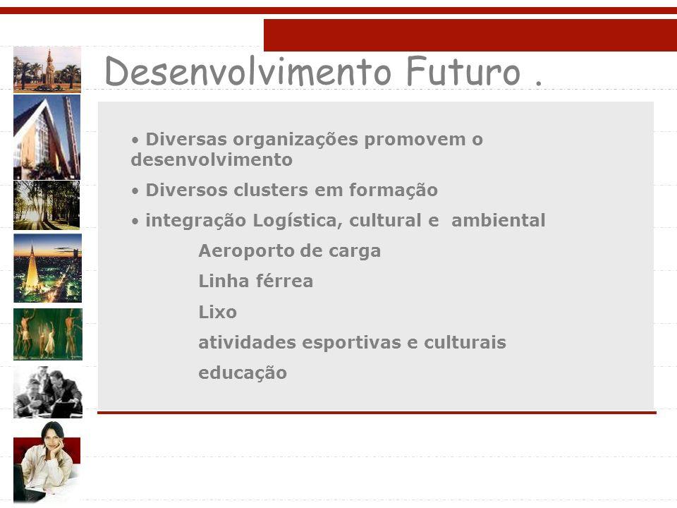 Desenvolvimento Futuro .