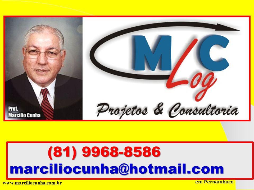 (81) 9968-8586 marciliocunha@hotmail.com