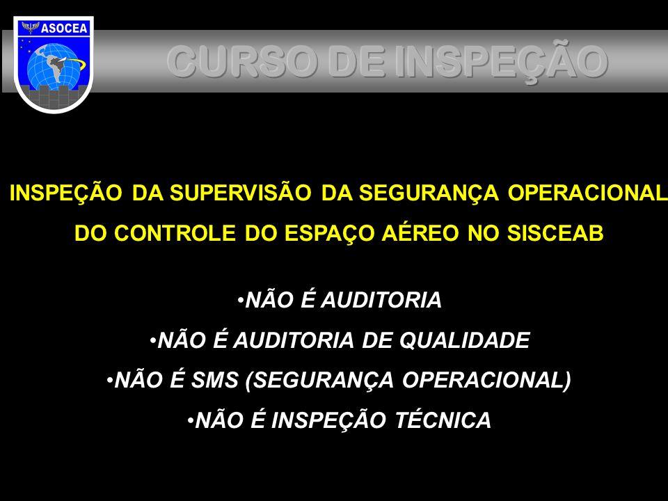 CURSO DE INSPEÇÃO CURSO DE INSPEÇÃO