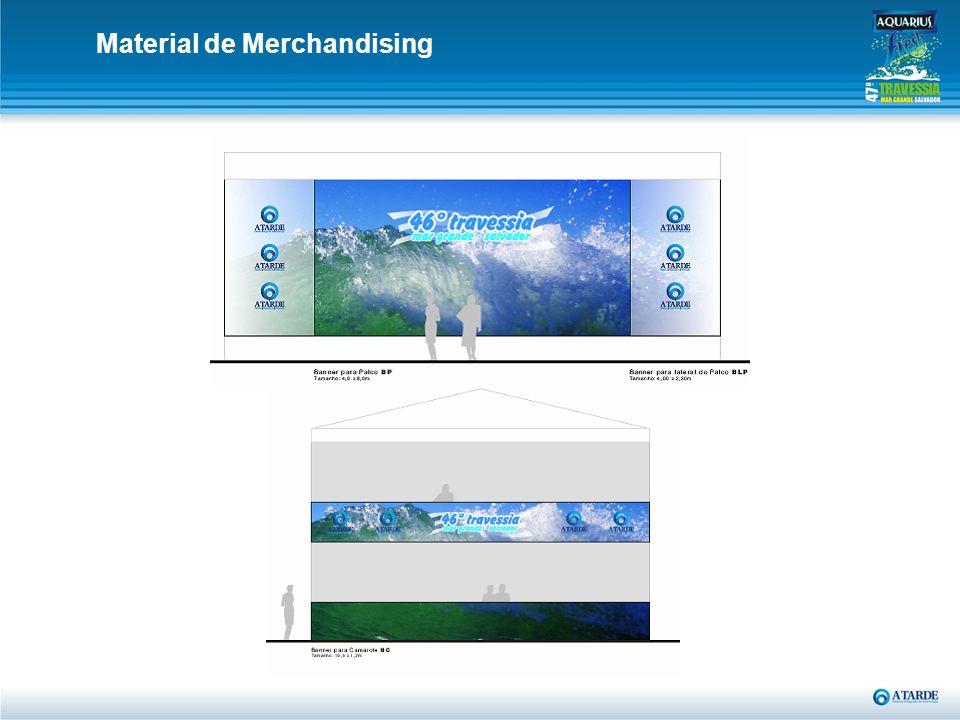 Material de Merchandising