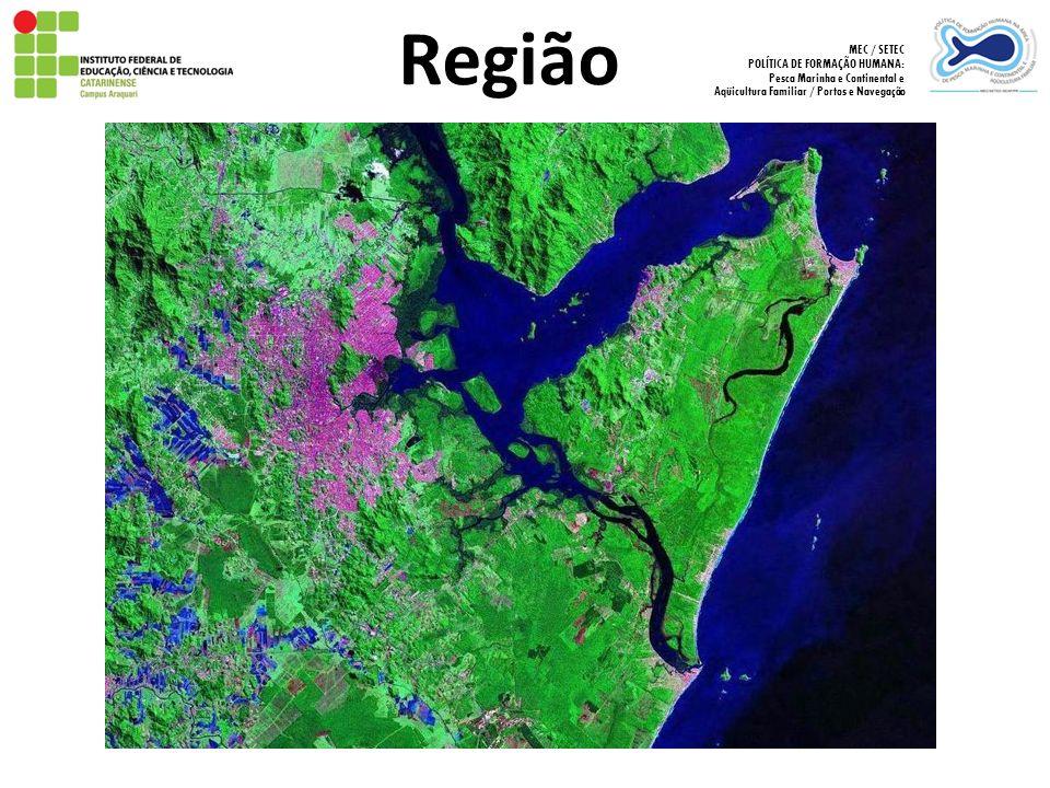 Região MEC / SETEC POLÍTICA DE FORMAÇÃO HUMANA: