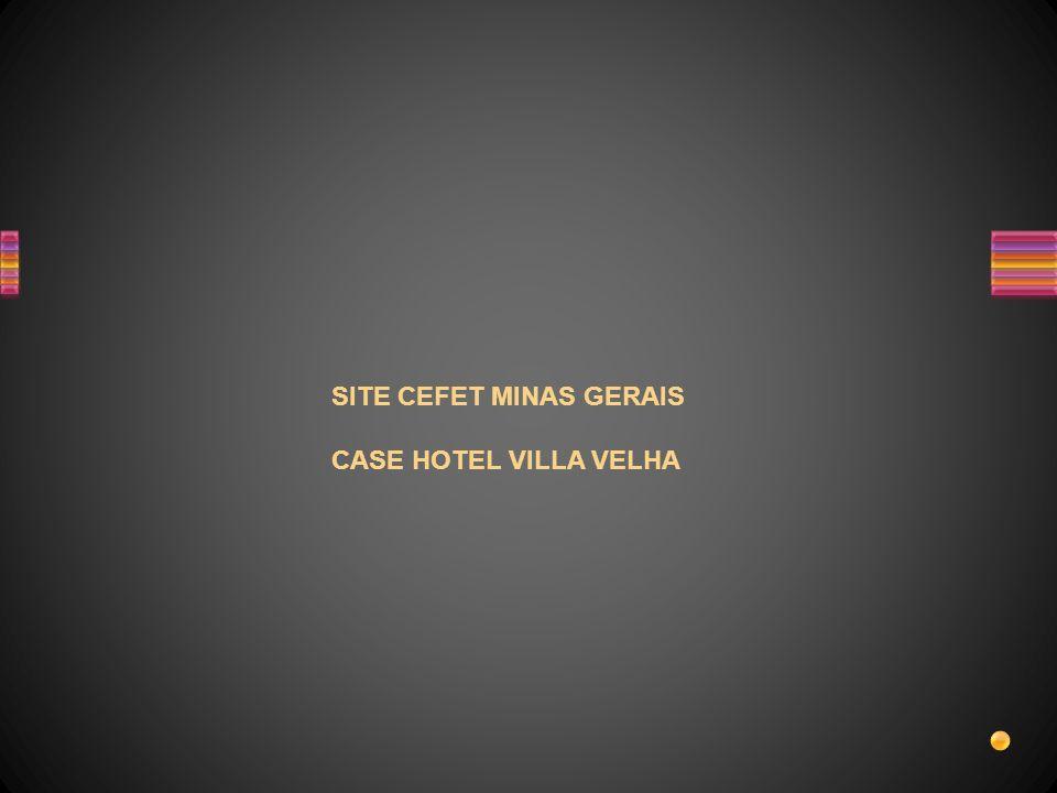 SITE CEFET MINAS GERAIS
