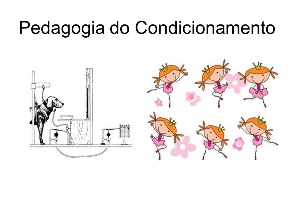 Pedagogia do Condicionamento