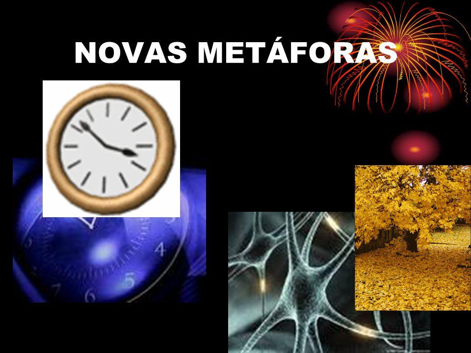 NOVAS METÁFORAS