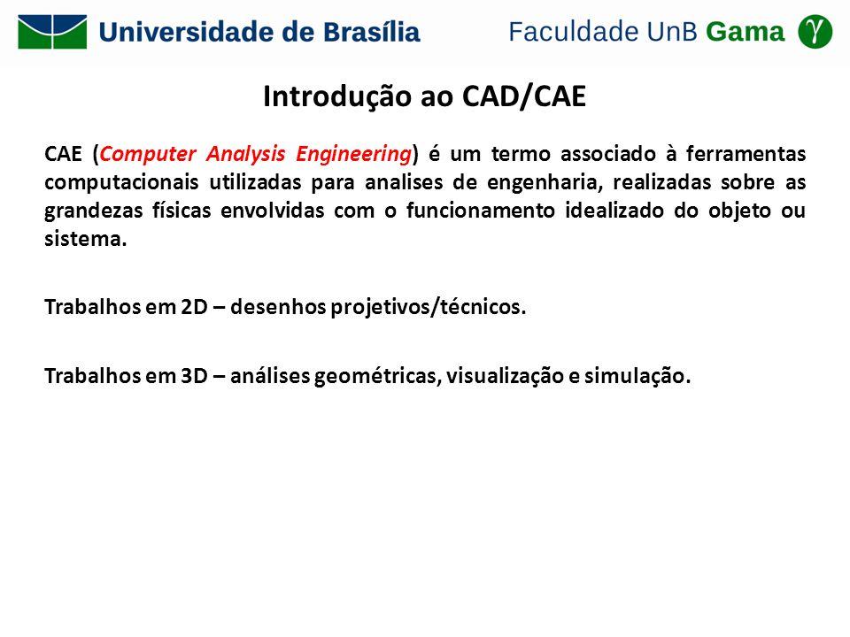 Introdução ao CAD/CAE