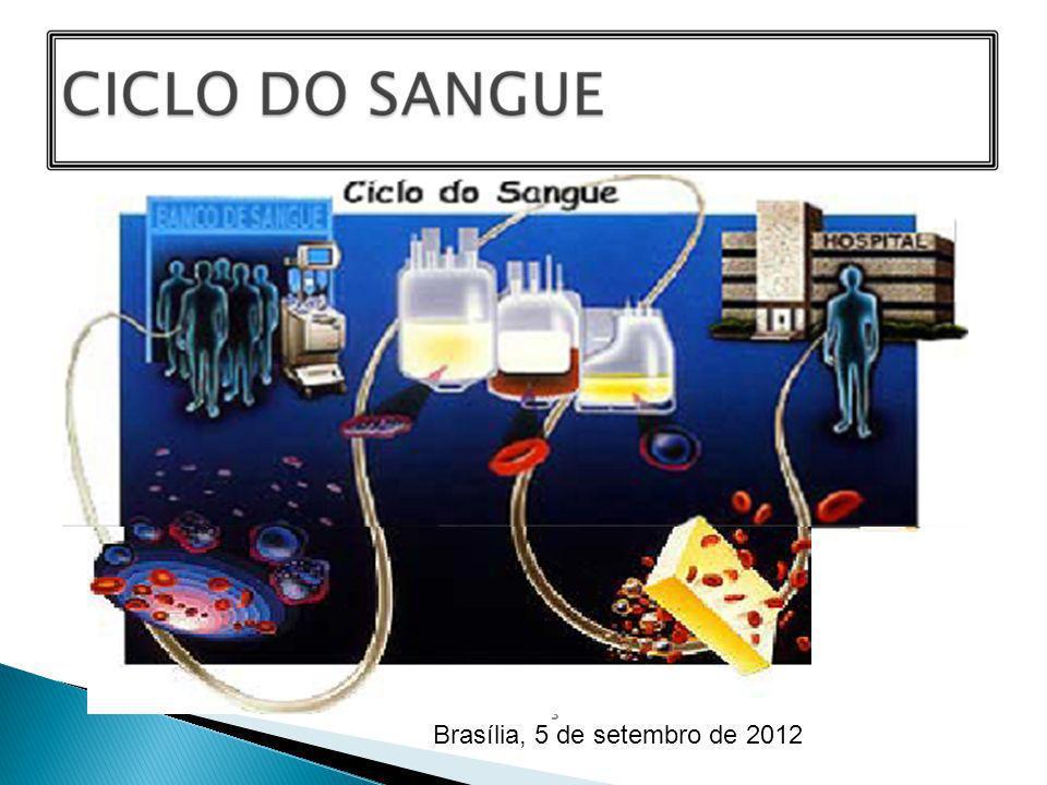 Coordenação: MELINA SWAIN Brasília, 5 de setembro de 2012