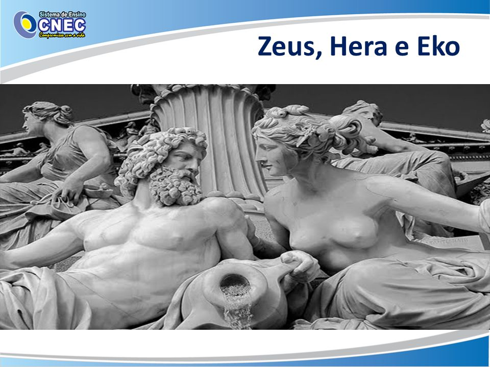 Zeus, Hera e Eko
