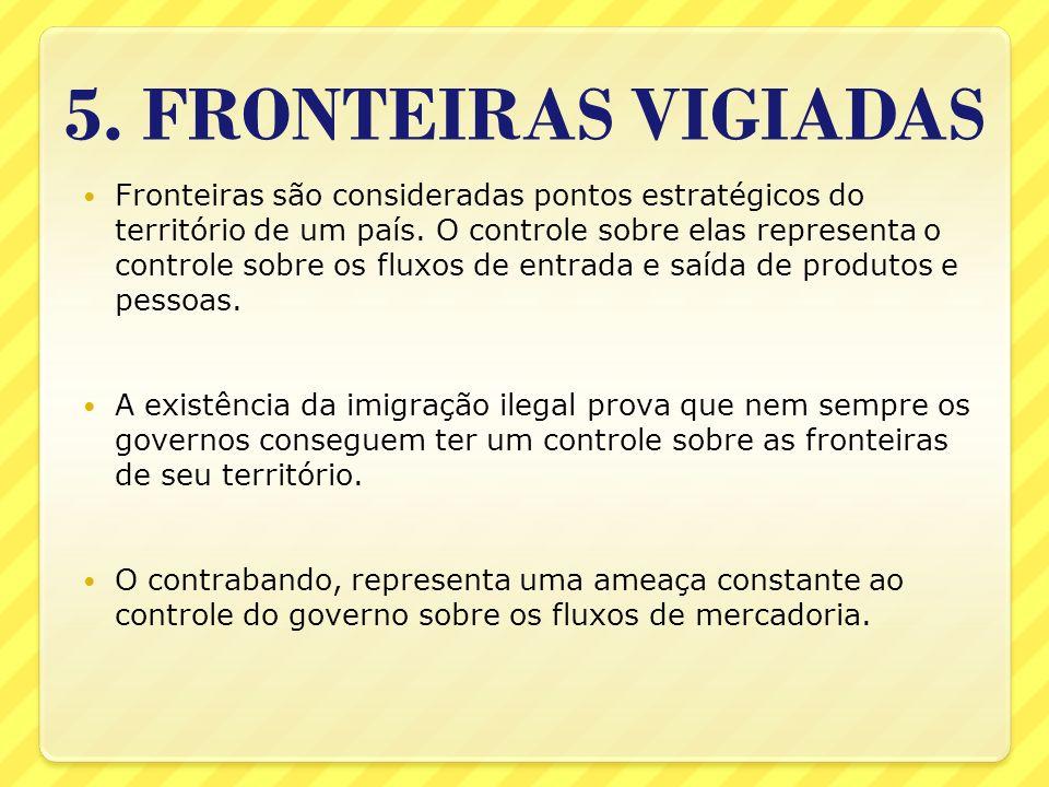5. FRONTEIRAS VIGIADAS