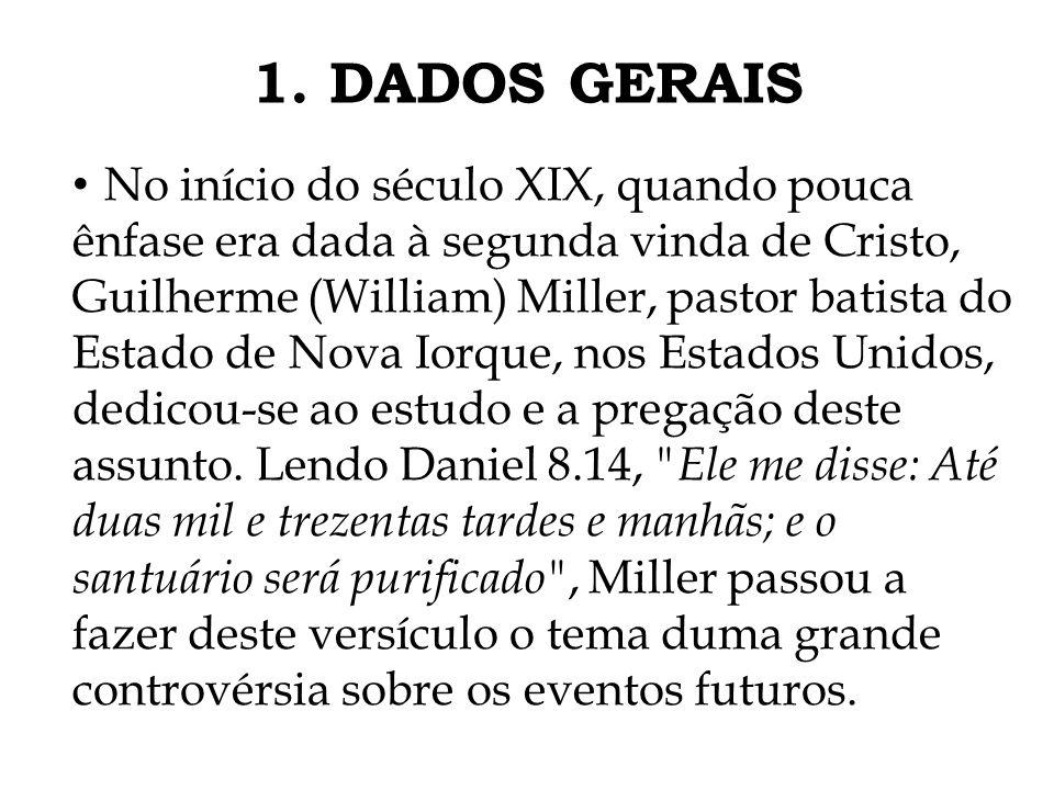 1. DADOS GERAIS