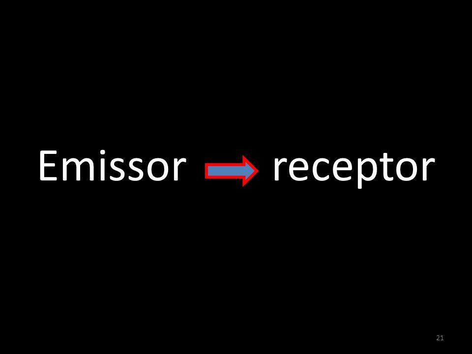 Emissor receptor