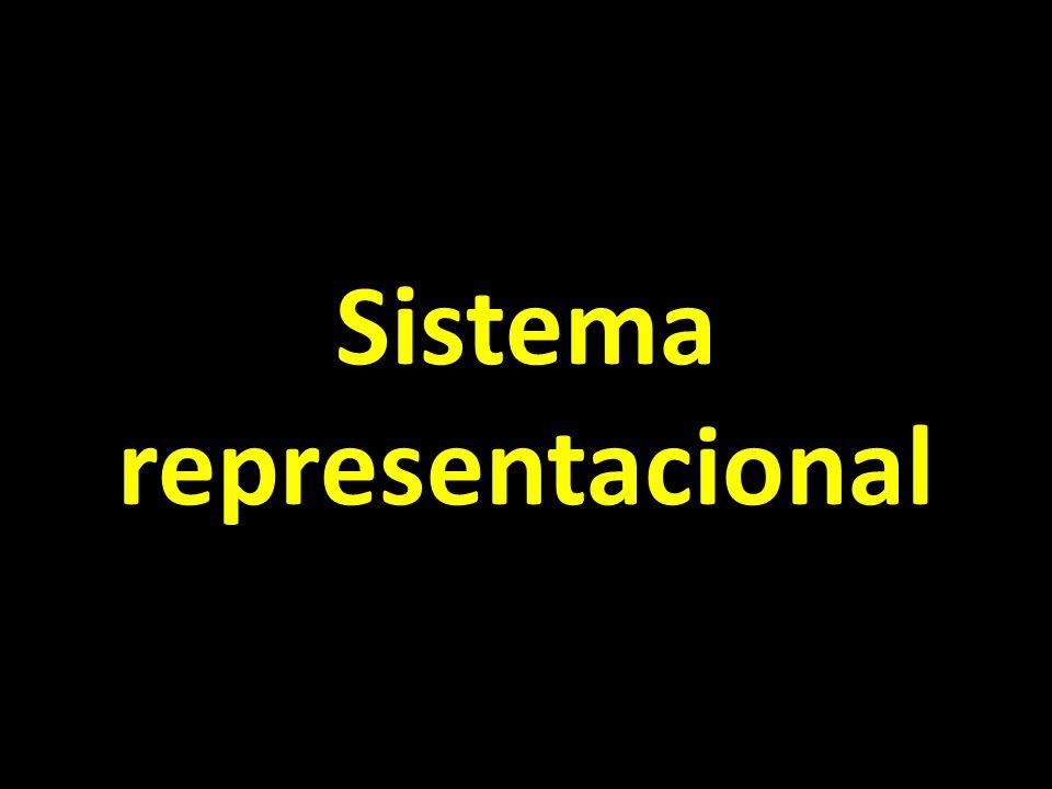 Sistema representacional