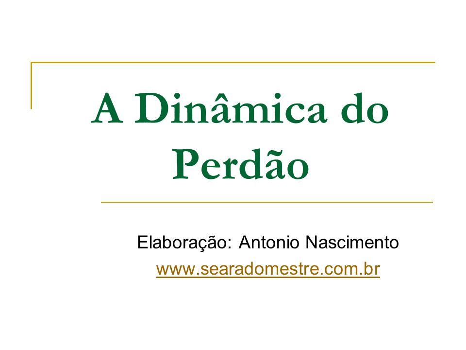 Elaboração: Antonio Nascimento www.searadomestre.com.br