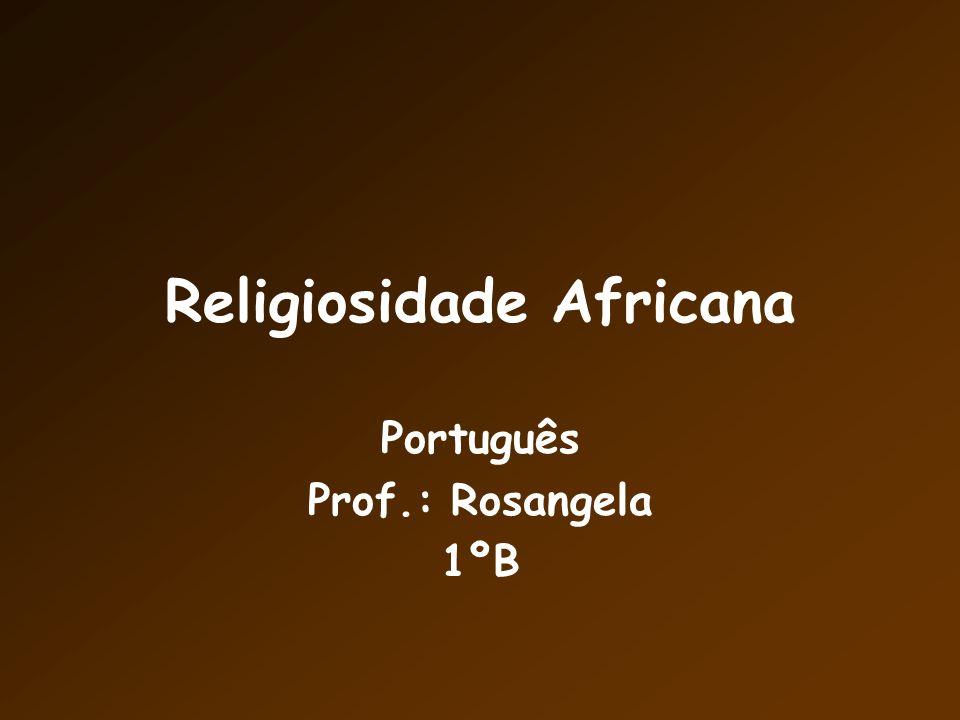 Religiosidade Africana