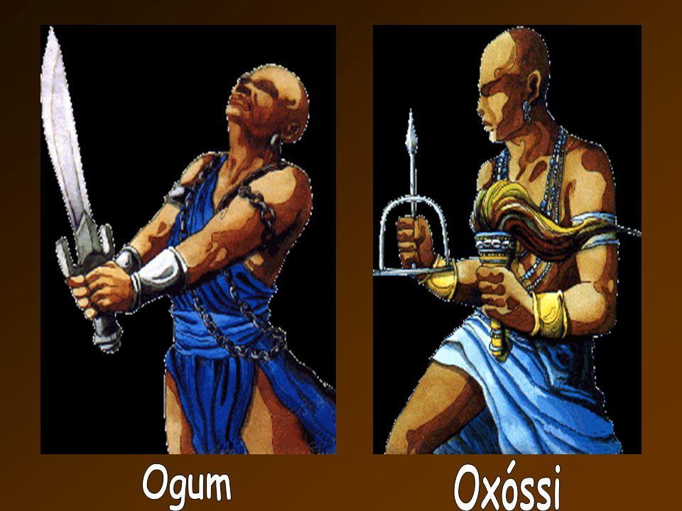 Ogum Oxóssi