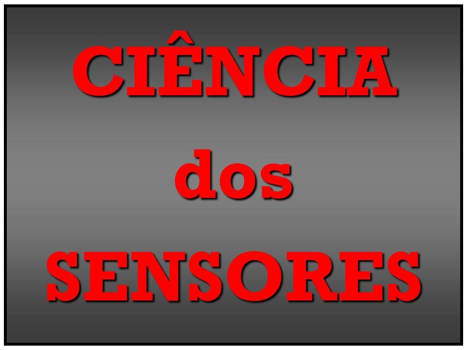 CIÊNCIA dos SENSORES