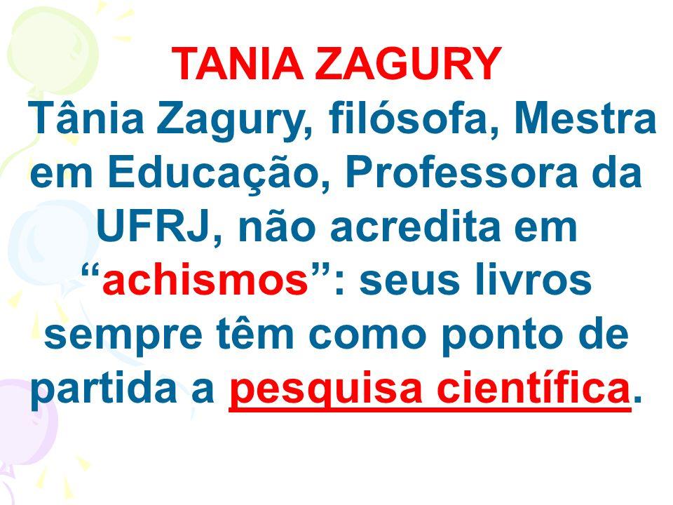 TANIA ZAGURY