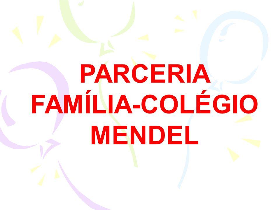 FAMÍLIA-COLÉGIO MENDEL