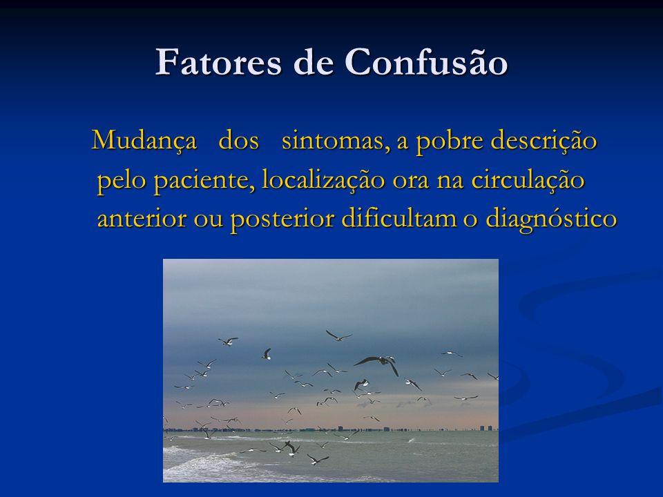Fatores de Confusão